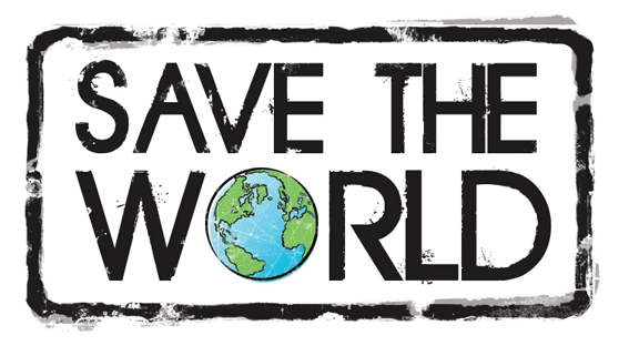 save the world ecocology